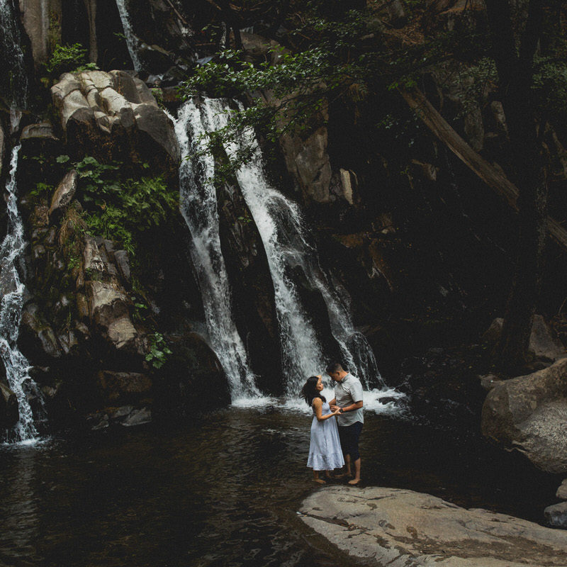 Couples Session in Yosemite, California