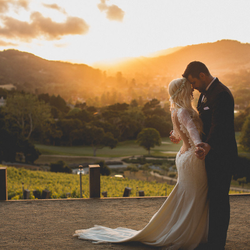 Wedding in Carmel, California