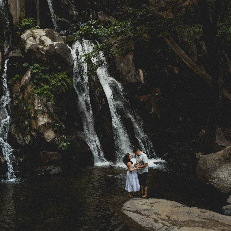 Couples Session in Yosemite, California