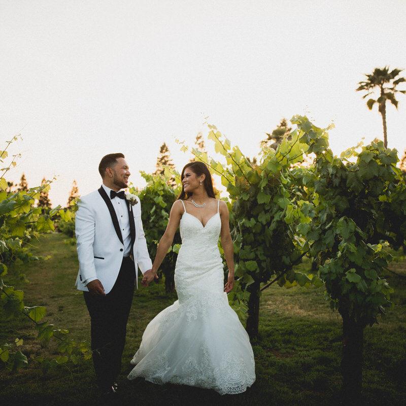 Wedding in Fresno, California
